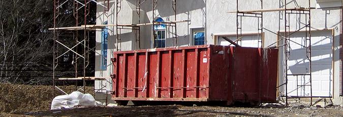 dumpster rentals New Orleans